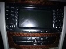 Radio stereo cd navigatore mercedes w 211 classe e