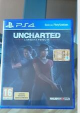 Uncharted 4 gioco per Play Station 4