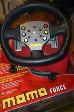 Volante per PC Logitech MOMO Force Steering Wheel - Red Edition
