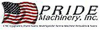 PRIDE MACHINERY INC