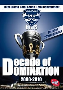 AFL - Geelong Cats - Decade Of Dominatio...