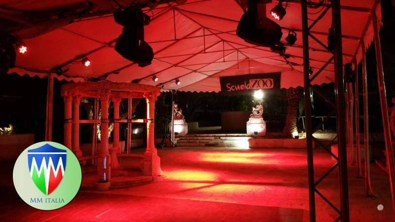 Tendoni Gazebo per Matrimoni Eventi, Catering MM Italia 8