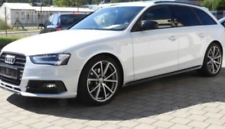 Audi a4 s line 2015 ricambi