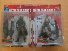 Metal gear solid action figure MGS
