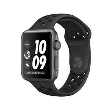 Apple Watch Nike Series 3 GPS, 42mm Space Grey Aluminium Case with An