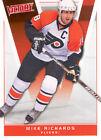 Mike Richards Philadelphia Flyers Hockey Trading Cards
