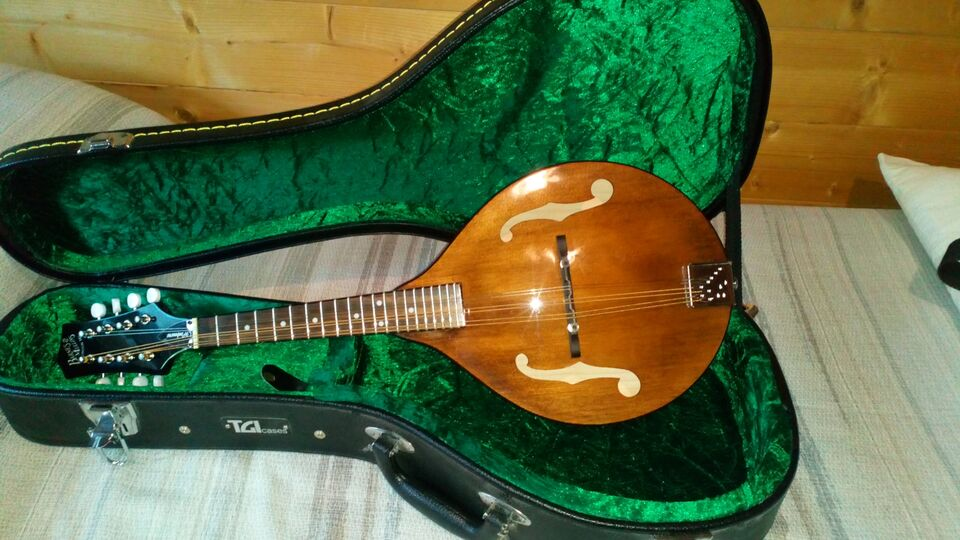 Mandolino bluegrass.