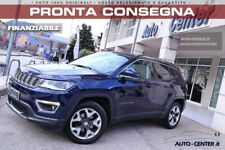 Jeep Compass 2.0 Mjt AT9 4WD Limited 4x4