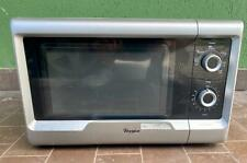 Whirlpool MWD 320 SL, Forno a Microonde, 20 L, Argento