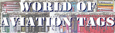 World of Aviation Tags