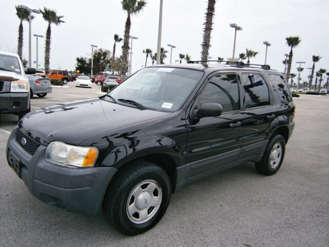 2004 ford escape xls v6 fwd florida one owner suv. Black Bedroom Furniture Sets. Home Design Ideas