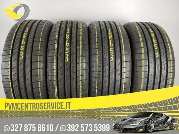 Gomme Usate 225 55 17 Goodyear 18653