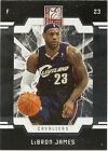 Donruss Elite LeBron James Original Basketball Trading Cards