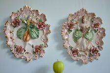 Soprammobili in Ceramica Artistica stile Capodimonte