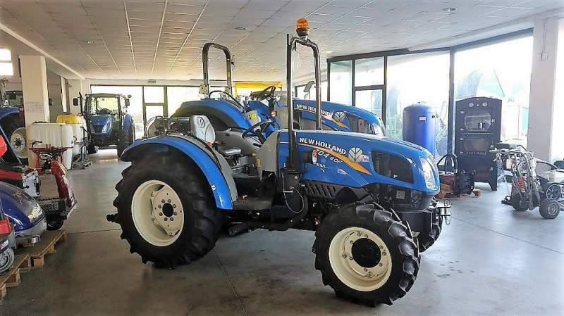 Trattore new holland td 4.80 f nuovo