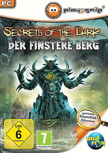 Secrets Of The Dark: Der finstere Berg (PC, 2013, DVD-Box) - Gieleroth, Deutschland - Secrets Of The Dark: Der finstere Berg (PC, 2013, DVD-Box) - Gieleroth, Deutschland