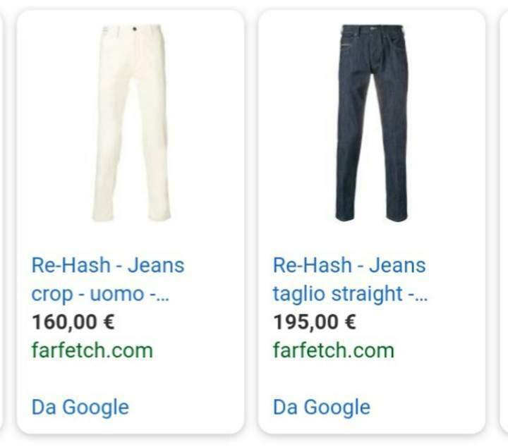 Coppia Jeans Re-Hash
