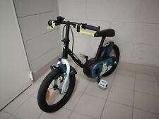 Bici per bimbi Decathlon Mini Monsters 500 nera