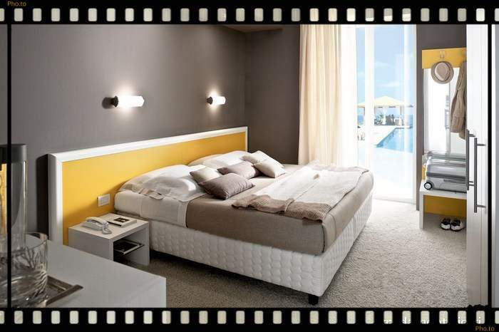 Arredo bed breakfast a roma - hotel 09- VIA GALLIA-arredo b&b