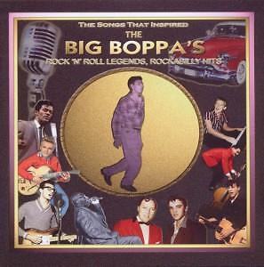 The Songs That Inspired The Big Boppas von Various Artists (2011)