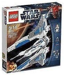 LEGO Star Wars Pre Vizsla's Mandalorian Fighter 9525 Clone Wars Obi-Wan Ship