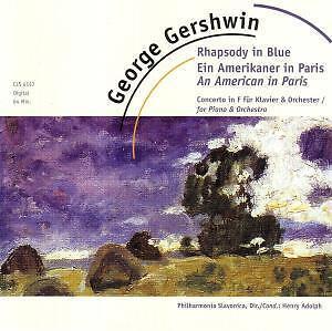 Gershwin,George - Rhapsody in Blue