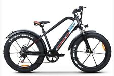 Fat bike ebike 250w 48v nuovo