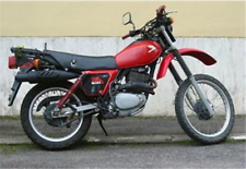 EDR/3/V Marving Honda Xl 500 R