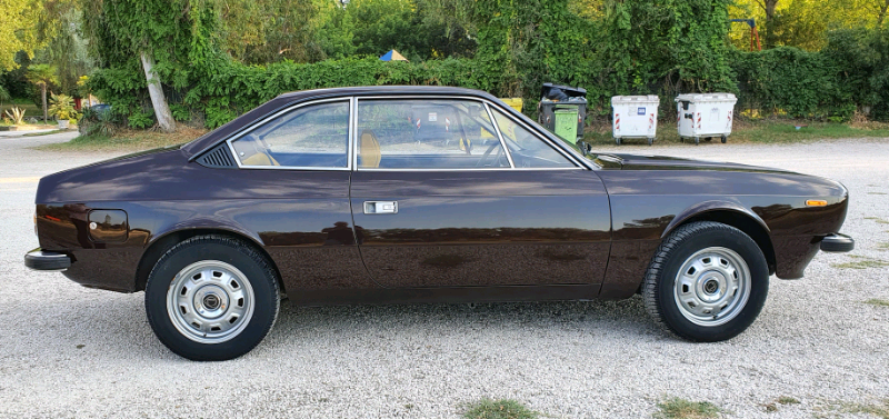 Lancia beta coupè 5