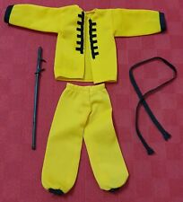 Big Jim Mattel Outfit Vestito Kung Fu Karate