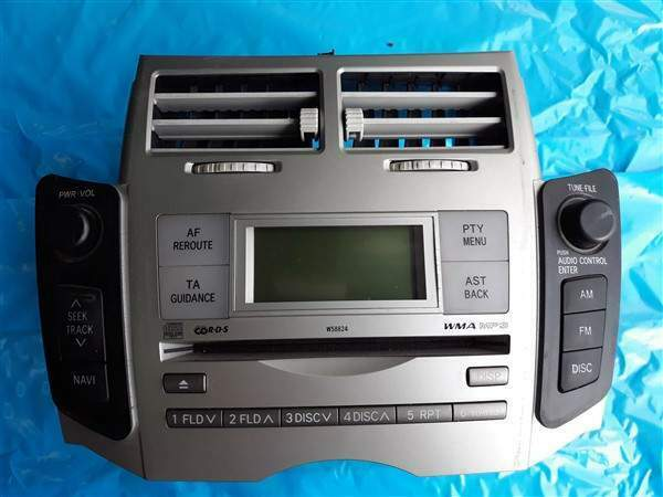 Stereo lettore cd toyota yaris 2010 5