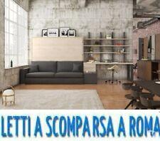 Letto a scomparsa divano dive-letti a roma-via gallia 92