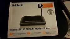 Modem wireless router D-Link