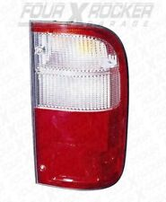 Fanale stop posteriore bianco - rosso toyota hilux ln165