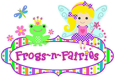 Frogs-N-Fairies