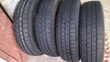 Kit di 4 gomme usate 195/60/16 C Dunlop