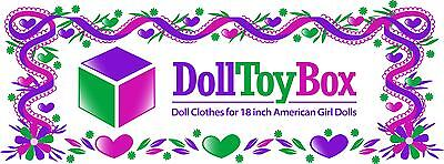 Doll Toy Box