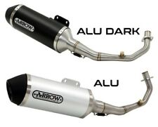 Arrow Exhaust Piaggio Mp3 400 RST LT