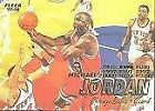 Fleer Michael Jordan Set Basketball Trading Cards