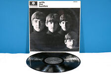 The Beatles WITH THE BEATLES LP Vinile 1963 RaRo