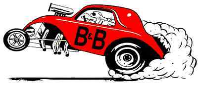 B&B VINTAGE RACE T-SHIRT SHOP