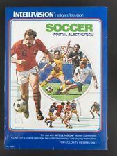 Nuovo in cellophane SOCCER - Videogames MATTEL INTELLIVISION