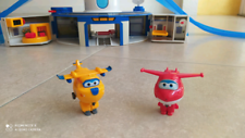 Torre di controllo Super Wings