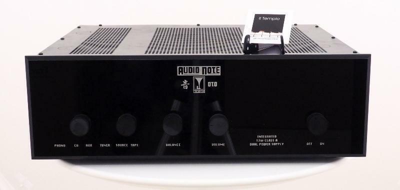 Audio Note OTO Phono