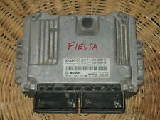 ECU FORD FOCUS FIESTA 0261S09322 C1B1-12A650-PC CV2A-12B684-CA