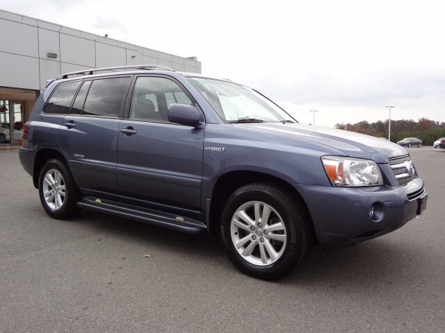 we finance 2006 toyota highlander hybrid limited awd. Black Bedroom Furniture Sets. Home Design Ideas