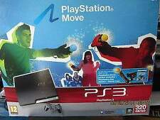 Console PS3 Sony 320GB con Playstation Move