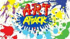 Art Attack (primi 122 volumi)