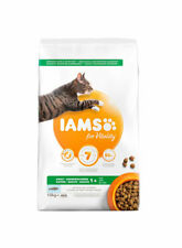 Iams for Vitality Cat Base Adult All Breeds Ocean Fish 3 Kg
