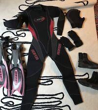 Abbigliamento per immersioni - snorkeling - apnea